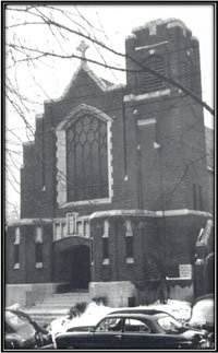 concord ave church